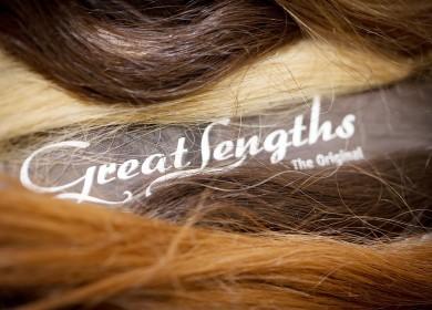 Haarverlängereung